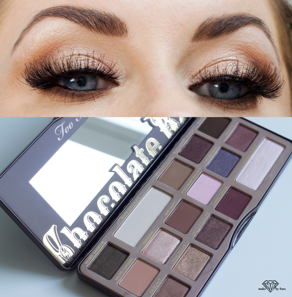 chocolateeyepalette