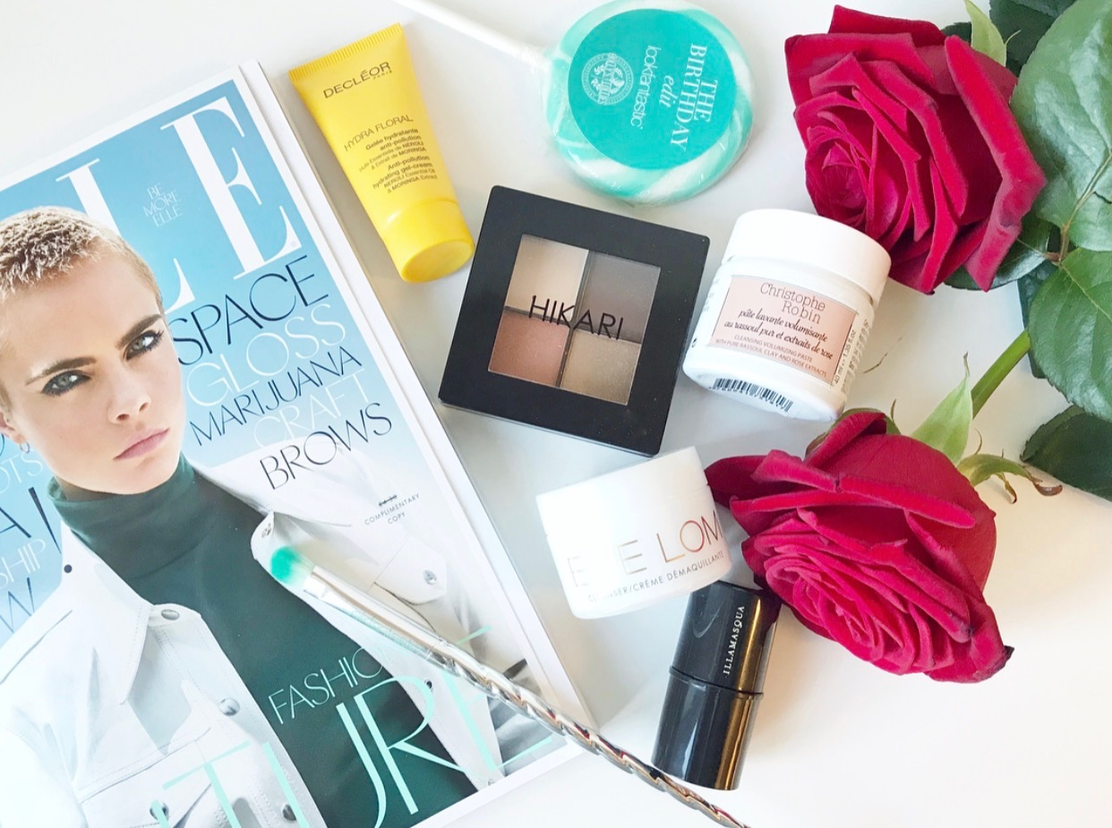 Unboxing BeautyBox The Birthday Edit From Look Fantastic